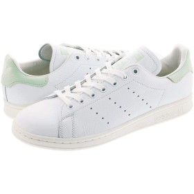 [アディダス] STAN SMITH RUNNING WHITE/LINEN GREEN/OFF WHITE26.5cm