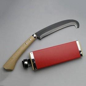 鉈 ナタ  万能 うなぎナタ かずら切 180mm