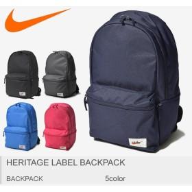 ナイキ バックパック ヘリテージレーベルバックパック BA4990 レディース メンズ NIKE 鞄 リュック ブランド