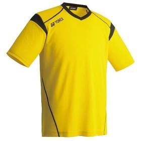 ヨネックス サッカーウエア サッカー ユニ ジュニア ゲームシャツSS イエロー FW1002J-004