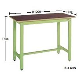 サカエ KD 軽量立作業台 均等耐荷重:350kg KD-48SN