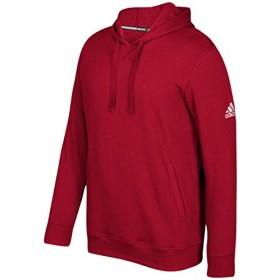 (アディダス) adidas Team Fleece Hoodie メンズ パーカー・トレーナー 日本サイズ LL相当 (US L) [並行輸入品]