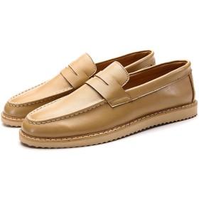[ヘブンデイズ] Heaven Days 革靴 ビジネスシューズ ドライビングシューズ ローファー 紳士靴 トラディショナル メンズ 1803N0460