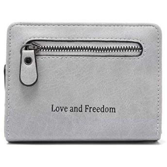 TcIFE 財布 レディース 長財布 ファスナー付 大容量 ウォレット 財布の大きさ 2つのオプション