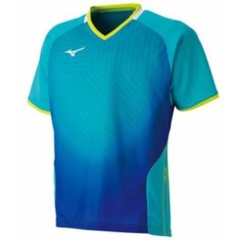ゲームシャツ(卓球) MIZUNO ミズノ 卓球 ウエア ゲームウエア (82JA9001)