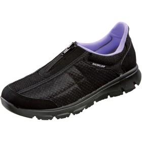 (取り寄せ)DUNLOP ダンロップ RF306 relafit リラフィット 306 レディーススニーカー 靴 コンフォートブラック24.5cm