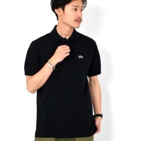 [シップス] LACOSTE ラコステ Tシャツ 半袖 ポロシャツ メンズ 112114865 XL ブラック 黒