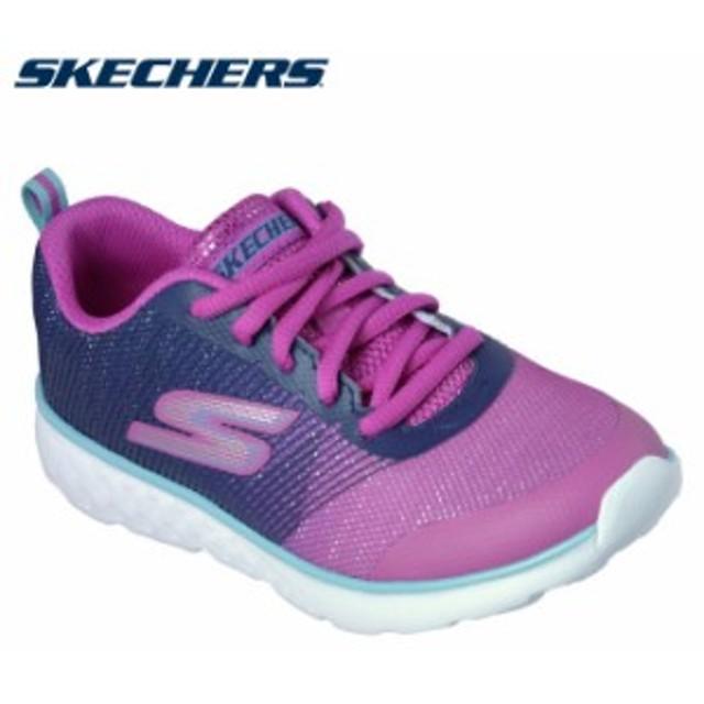 SKECHERS / スケッチャーズ  GO RUN 400-SHIMMER ZOOMS (81353L)