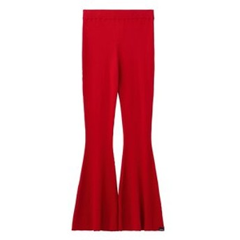 【X-girl:パンツ】RELAX FLARE PANTS