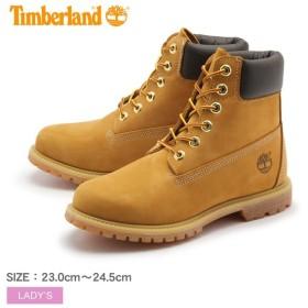 ティンバーランド ウィメンズ 6インチ プレミアムブーツ レディース TIMBERLAND ブランド 靴 おしゃれ