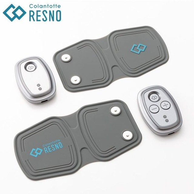 【ポイント15倍】 コラントッテ レスノ デュアルパッド Colantotte RESNO Dual Pad EMS
