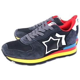 [アトランティックスターズ] アンタレス 靴 メンズ スニーカー ブラック (ANTARES AB-89C BLACK) 41サイズ ブラック [並行輸入品]