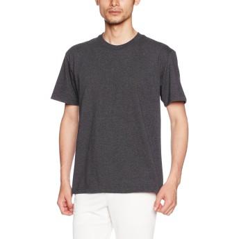 (ユナイテッドアスレ)UnitedAthle tシャツ 5.6オンス ハイクオリティーTシャツ  500101 584 ダークヘザーネイビー XL