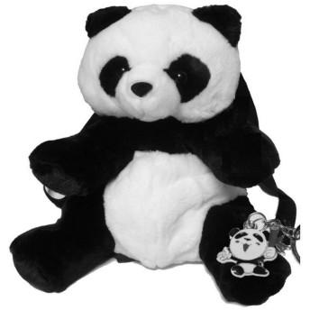 バッグ パンダ リュック サック キッズ 子供用 ポーチ ぬいぐるみ めっちゃ可愛い プレゼント ふわふわ パンダちゃん