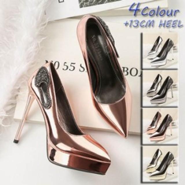 ファッションパーティー靴 Ol靴 ハイヒール パンプス スエード美脚