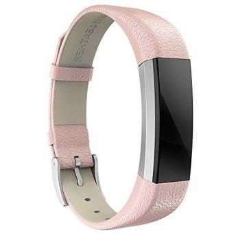 Fitbit Alta / Fitbit Alta HR バンド 本革 交換用 スマートウォッチベルト ベルト 耐久性 高品質 Fitbit Alt
