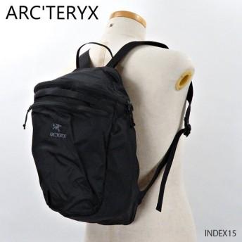 『ARC'TERYX-アークテリクス-』INDEX 15 BACKPACK インデックス15 18283