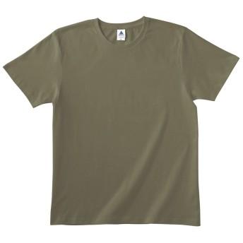 TRUSS(トラス) 5.0オンス ベーシックスタイルTシャツ #TRS-700 アーミーグリーン S