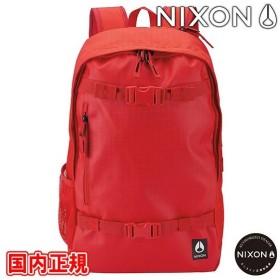 完売 ニクソン スミス3 スケートパック オールレッド NIXON SMITH III SKATEPACK BACKPACK リュック バックパック NC2815191-00