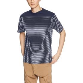 [チャンピオン] Tシャツ C3-M351 メンズ ネイビー 日本 L (日本サイズL相当)