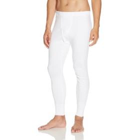 [グンゼ] 長ズボン下 快適工房 年間 綿100% KH3002 メンズ ホワイト 日本 M (日本サイズM相当)