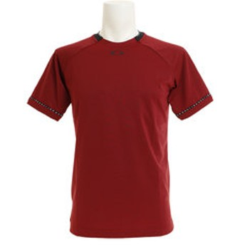 【Super Sports XEBIO & mall店:トップス】ENH STRETCH 半袖 クルーネックTシャツ 458097-45A