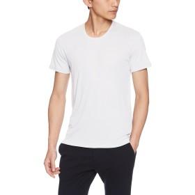 [グンゼ] インナーシャツ 快適工房 肌さらり クルーネック KH7114 メンズ ホワイト 日本LL (日本サイズ2L相当)