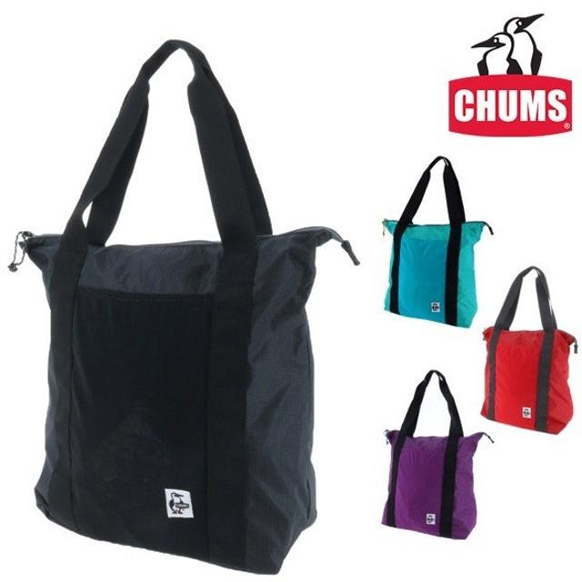 チャムス chums チャムス CHUMS!トートバッグ ジッパートート イージーゴー Easy-Go Zipper Tote ch60-2745