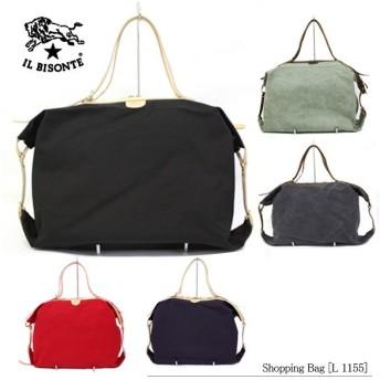 【IL BISONTE-イルビゾンテ-】Tote Bag L1155