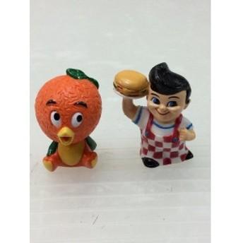 ビックボーイ オレンジバードミニフィギュア2点セット アメリカン雑貨 アメリカ雑貨 ガレージ雑貨