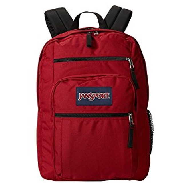 [ジャンスポーツ] JanSport レディース Big Student バックパック Viking Red [並行輸入品]