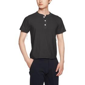 [ヘルスニット] Tシャツ #906S メンズ Charcoal 日本 M-(日本サイズM相当)