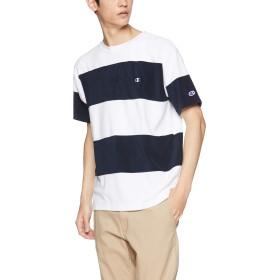 [チャンピオン] Tシャツ C3-P350 メンズ ネイビー 日本 M (日本サイズM相当)