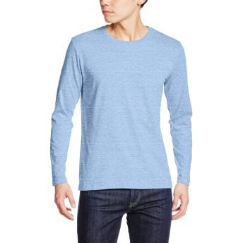 [ダルク] Tシャツ DM104 メンズ オーセンティック ブルー 日本 XS-(日本サイズXS相当)