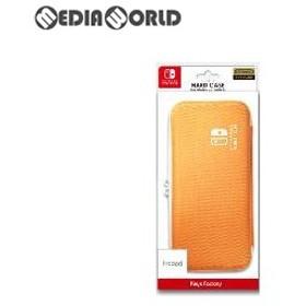 【新品】【O倉庫】[ACC][Switch]HARD CASE for Nintendo Switch(ハードケース フォー ニンテンドースイッチ) オレンジ キーズファクトリ