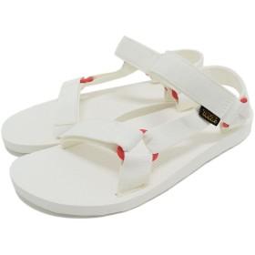 [テバ] サンダル メンズ オリジナル ユニバーサル スポーツ Bright White 28cm [並行輸入品]