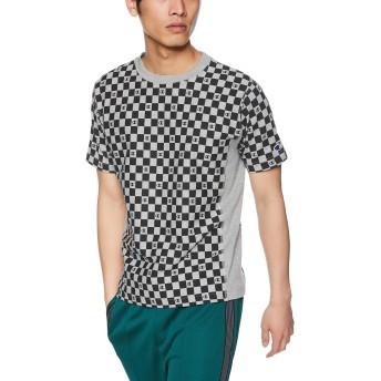 [チャンピオン] リバースウィーブ Tシャツ C3-P316 メンズ ブラック 日本 M (日本サイズM相当)
