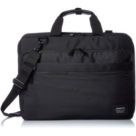 [ファービス] ビジネスバッグ メンズ WIDE(ワイド) 39cmEXブリーフ エキスパンド機能付き A4サイズ対応 2-600 クロ