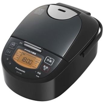 【パナソニック】 IH炊飯器 SR-FC109-K IH5.5合