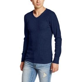 [アヴィレックス] Tシャツ 6163462 メンズ NAVY 日本 L-(日本サイズL相当)