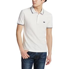(リーバイス)Levi's モッドスタンダード/ピケポロ 66798-0001  ドレスブルータイピング M ポロシャツ