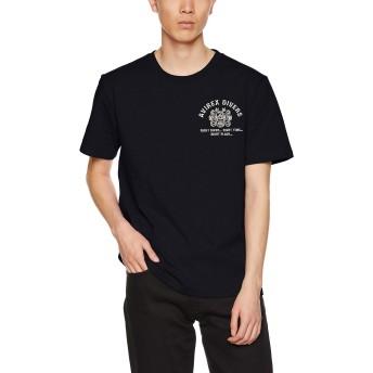 [アヴィレックス] Tシャツ EMB TEE DIVING&SALVAGE 6193343 メンズ 86ROYAL 日本 XL (日本サイズXL相当)
