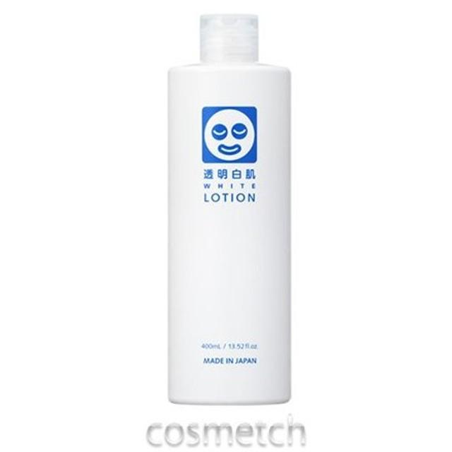 石澤研究所・透明白肌 ホワイトローション 400ml (化粧水)