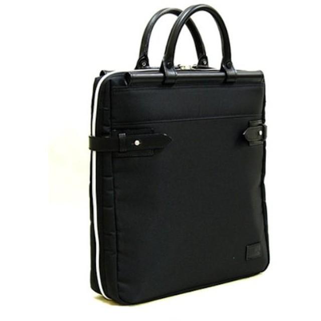 [豊岡木和田鞄] 織人 縦型 3WAY 天棒 ビジネスバッグ 5985