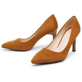[ムリョシューズ] パンプス 痛くない 脱げない ハイヒール 黒 パンプス 結婚式 パンプス パーティ 靴 レディース ポインテッドトゥ 34(22.0cm) 35(22.5CM) 36(23.0CM) 37(23.5CM) 38 24cm 39 24.5cm 40 25cm キャメルcm 41 25.5cm