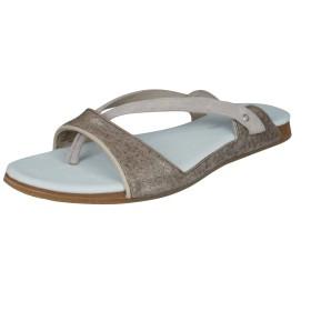 [プーマ] Lancio Metallic Womens Leather Sandals -Bronze-25