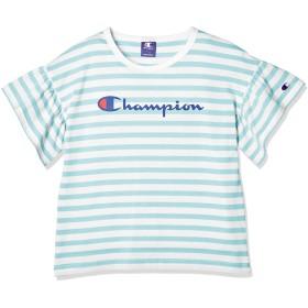 [チャンピオン] Tシャツ CJ4246 ガールズ サックス 日本 160 (日本サイズ160 相当)