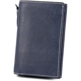 [コルボ] CORBO. 二つ折り財布 8LO-9939 ネイビー