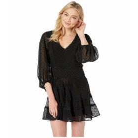 バードット レディース ワンピース トップス Mae Lace Dress Black