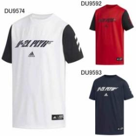 【キャッシュレスでP5%還元】 アディダス 野球 ベースボールTシャツ ジュニア 5T PLAYER T  adidas FTI96